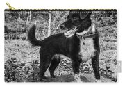 Hound On A Mound Carry-all Pouch