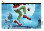 How The Grinch Stole Christmas 2000  Carry-all Pouch
