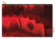 Hues Of Massey Hall - Red Carry-all Pouch