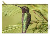 Hummer On Watch Carry-all Pouch