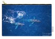 Humpback Whales Aerial Carry-all Pouch