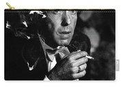 Humphrey Bogart Portrait #1 Circa 1954-2014 Carry-all Pouch