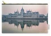 Hungarian Parliament In The Morning Carry-all Pouch