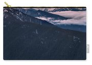 Hurricane Ridge At Sunrise In Olympic National Park Washington Carry-all Pouch