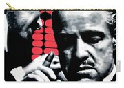 I Want You To Kill Him Carry-all Pouch by Luis Ludzska