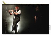 Ian Anderson Of Juthro Tull  Live Concert Carry-all Pouch
