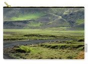 Icelandic Landscape Carry-all Pouch