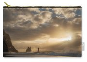 Icelandic Seascape Carry-all Pouch