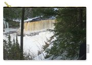Icy River Carry-all Pouch