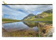 Idwal Lake Snowdonia Carry-all Pouch by Adrian Evans