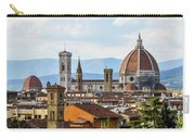 Il Duomo In Florence Carry-all Pouch