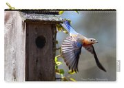 Img_1414-003 - Eastern Bluebird Carry-all Pouch