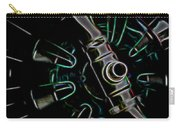 In Color Abstract 11 Carry-all Pouch