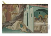 Incidents In The Life Of Saint Benedict Carry-all Pouch
