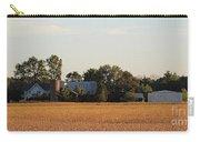 Indiana Farmland  Carry-all Pouch