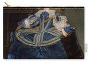 Infanta Margarita Teresa In A Blue Dress Carry-all Pouch