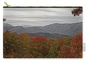 Infinite Smoky Mountains Carry-all Pouch