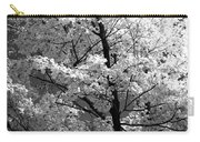Infrared Tree Pic Carry-all Pouch