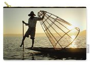 Inle Lake Fisherman Carry-all Pouch