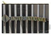 International Semi Truck Emblem Carry-all Pouch