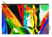 Intersections Abstract Collage Carry-all Pouch