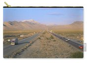 Interstate 15, Near Las Vegas, After Carry-all Pouch
