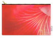 Into Cattleya Orchid Carry-all Pouch