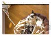 Intravenous Drip Cat Carry-all Pouch