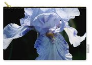 Iris Photograph Carry-all Pouch