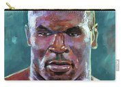 Iron Mike Carry-all Pouch by Robert Phelps
