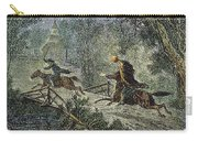 Irving: Sleepy Hollow Carry-all Pouch by Granger