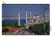 Istanbul's Blue Mosque Carry-all Pouch