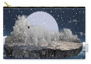 It's Snowing Carry-all Pouch