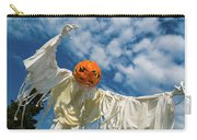 Jack-o-lantern Man Carry-all Pouch