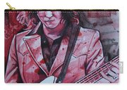Jack White Carry-all Pouch by Joshua Morton