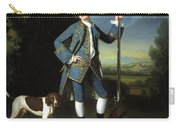 Jacob Morland Of Capplethwaite Carry-all Pouch