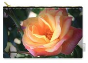 Jacob's Rose Carry-all Pouch