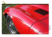 Jaguar E-type Carry-all Pouch