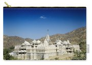 Jain Temple Of Ranakpur Carry-all Pouch