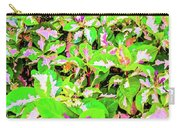 Jamaican Croton Carry-all Pouch