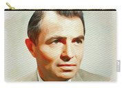 James Mason, Vintage Movie Star Carry-all Pouch