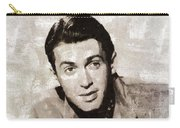 James Stewart Hollywood Actor Carry-all Pouch