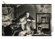 James Watt, Scottish Inventor Carry-all Pouch