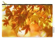 Japanese Maple In Fall Carry-all Pouch