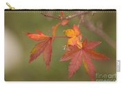 Japanese Maple Carry-all Pouch