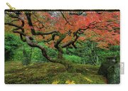 Japanese Maple Tree In Autumn Carry-all Pouch