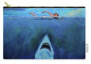 Jaws  Revisited Carry-all Pouch