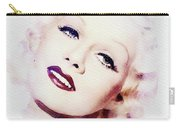 Jean Harlow Carry-all Pouch