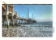 Jennettes Pier Nags Head North Carolina Carry-all Pouch