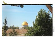 Jerusalem Trees Carry-all Pouch